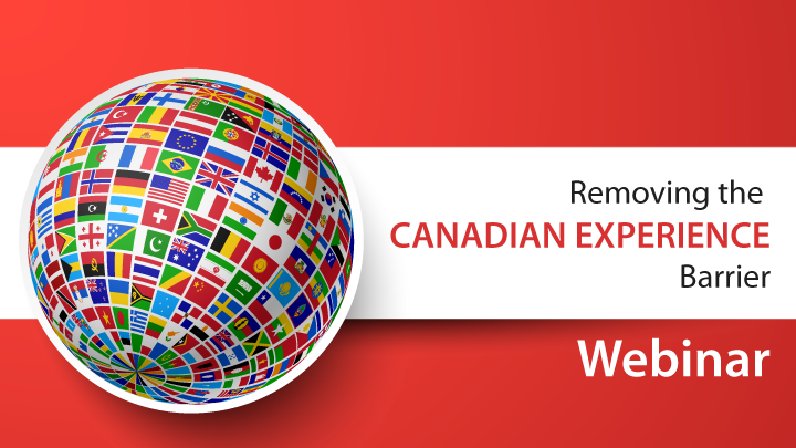 Canadian Experience Webinar